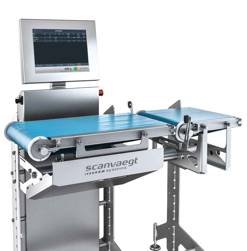 SC510 HD Checkweigher 1