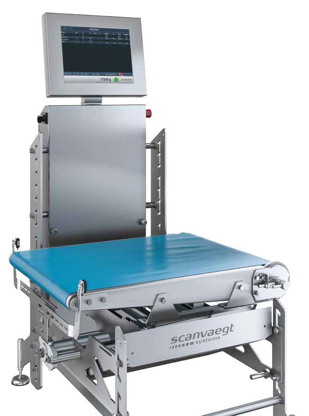 SC515 HD Automatic Box Weigher 1