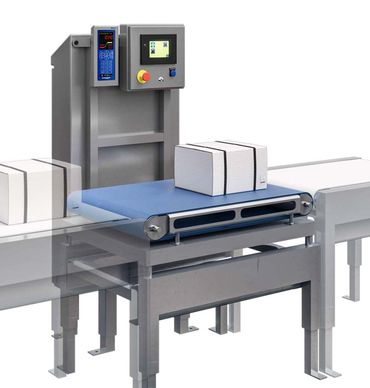 Scanvaegt Automatic Box Weigher