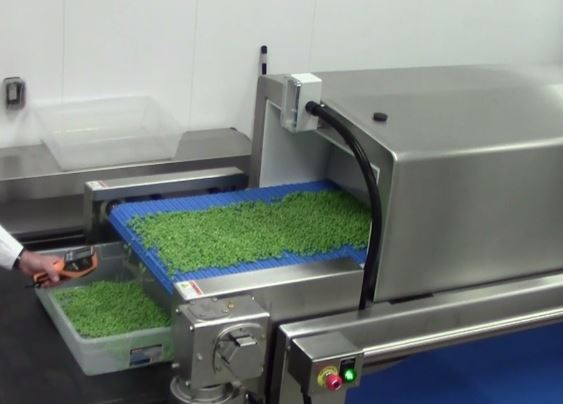 Tempering - Frozen Vegetables 01